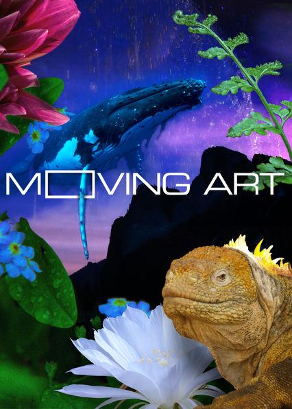 Moving Art on Netflix AUS/NZ