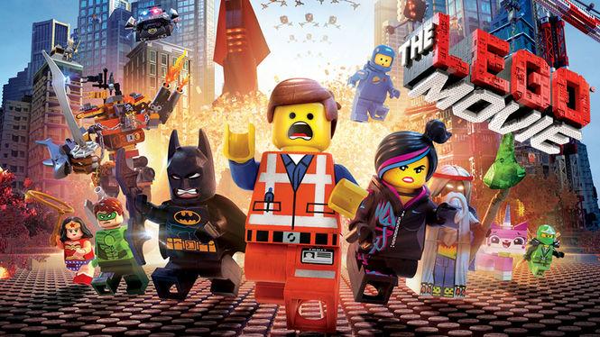 Locandina di The Lego Movie
