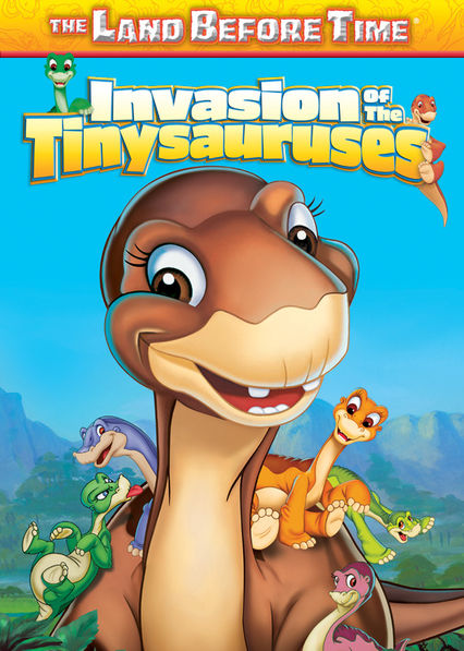 The Land Before Time XI: The Invasion of the Tinysauruses on Netflix UK