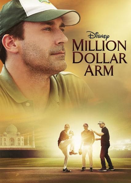 Million Dollar Arm on Netflix UK