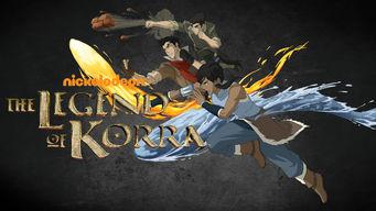 Legend Of Korra Netflix