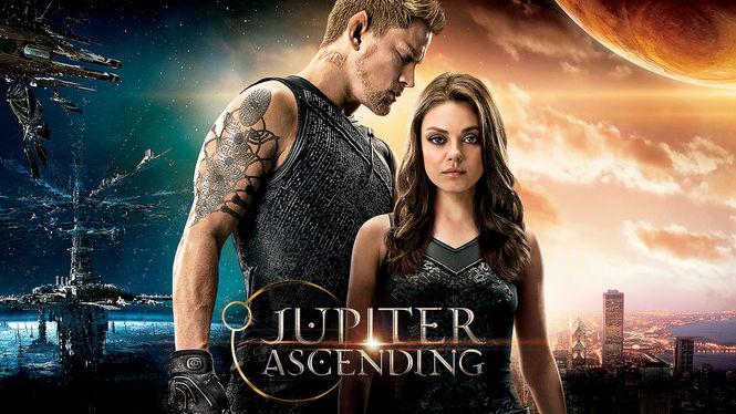 Jupiter Ascending on Netflix UK