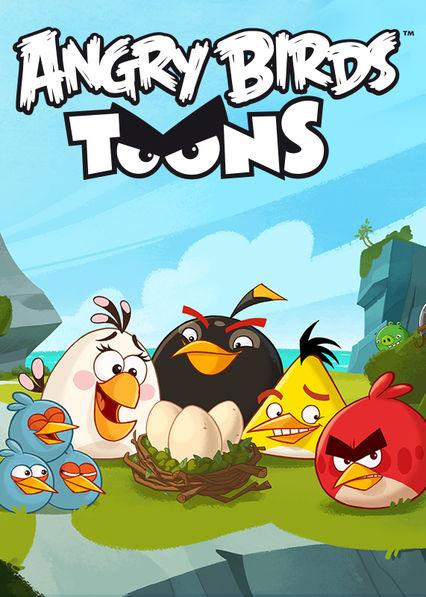 Angry Birds Toons on Netflix UK