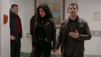 Episodio 23 (TTemporada 3) de Brooklyn Nine-Nine