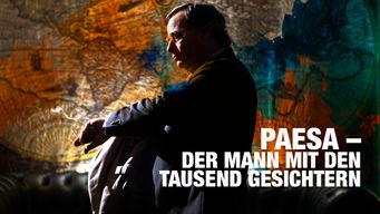 Paesa – Der Mann mit den tausend Gesichtern