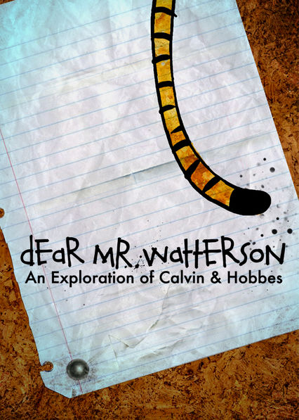 Dear Mr. Watterson on Netflix UK