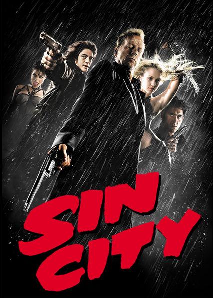 Sin City on Netflix UK