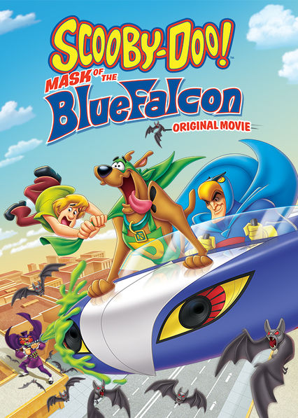 Scooby-Doo!: Mask of the Blue Falcon on Netflix Canada