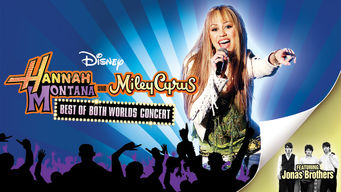 Hannah Montana und Miley Cyrus Best of Both Worlds Concert