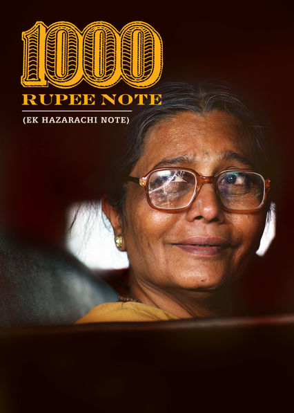 1000 Rupee Note on Netflix USA
