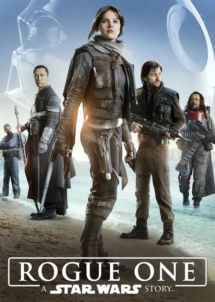 Rogue One: A Star Wars Story on Netflix USA