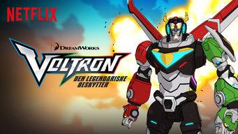 Voltron – Den legendariske beskytter