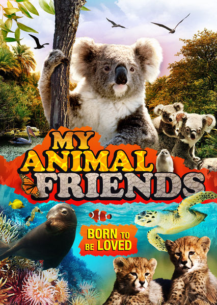 My Animal Friends on Netflix UK