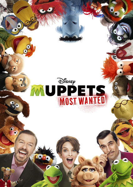 Muppets Most Wanted on Netflix UK