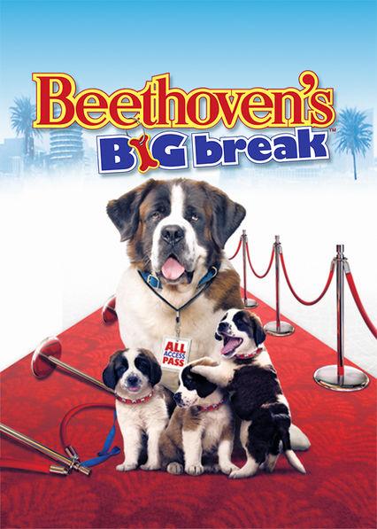 Beethoven's Big Break on Netflix UK