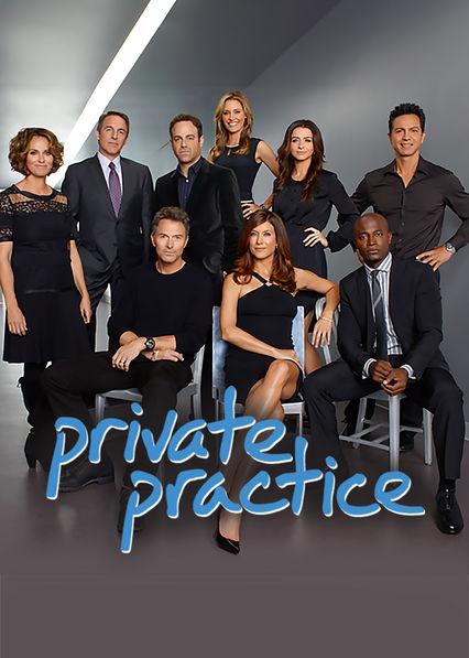 Private Practice Netflix