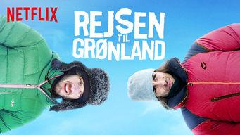 Rejsen til Grønland