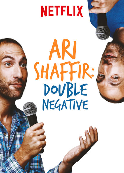 Ari Shaffir: Double Negative on Netflix UK