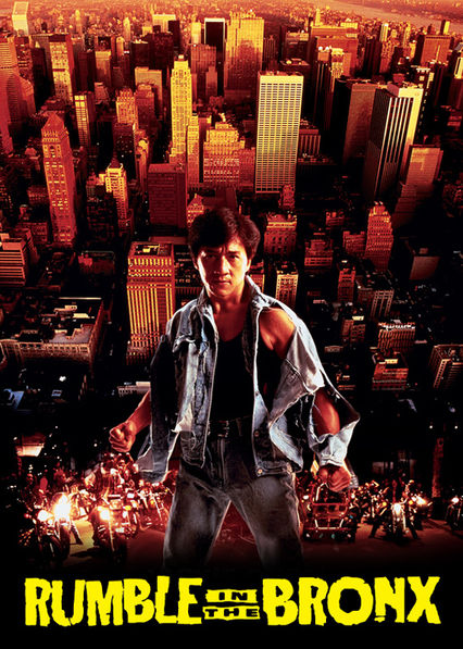Rumble in the Bronx on Netflix UK