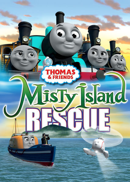 Thomas and Friends: Misty Island Rescue