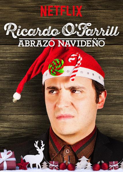 Ricardo O'Farrill: Abrazo navideño