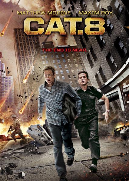 Category 8 on Netflix UK