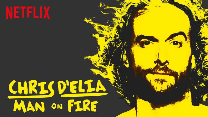 Chris D'Elia: Man on Fire on Netflix USA