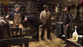 Episodio 6 (TParte 2) de The Ranch