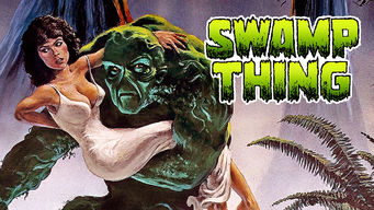 Is 'Swamp Thing' (1982) available to watch on UK Netflix