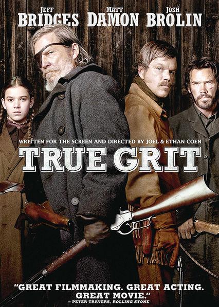 True Grit on Netflix Canada