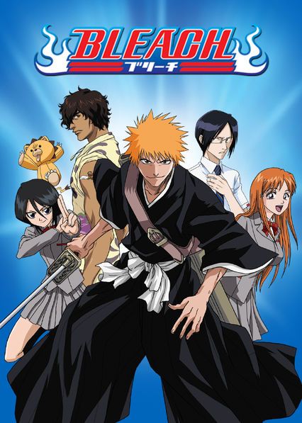 Bleach on Netflix UK