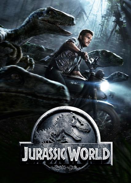 Jurassic World on Netflix UK