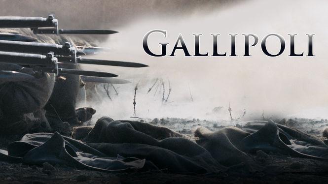 Locandina di Gallipoli