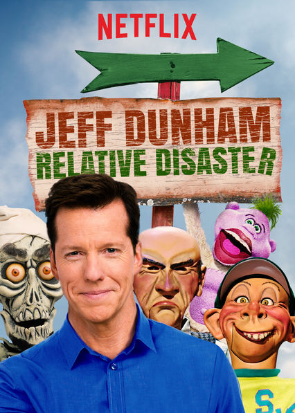 Jeff Dunham: Relative Disaster (2017)