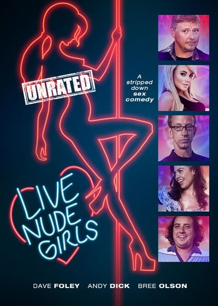 Live Nude Girls on Netflix UK