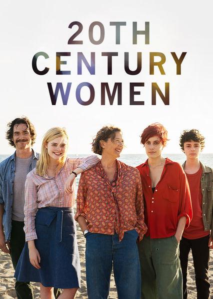 20th Century Women on Netflix Canada