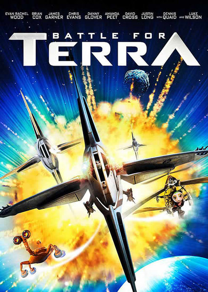 Battle for Terra on Netflix USA