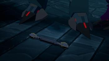 Episodio 13 (TTemporada 2) de Transformers: Robots in Disguise