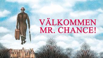 Välkommen Mr. Chance!