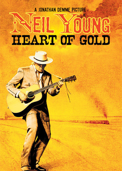 Neil Young: Heart of Gold on Netflix UK