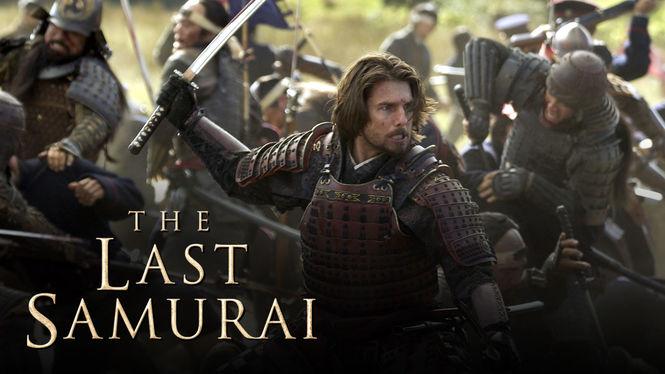 The Last Samurai on Netflix AUS/NZ
