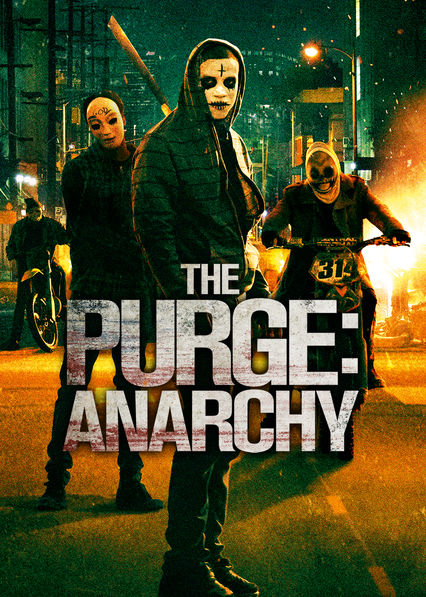 The Purge: Anarchy on Netflix Canada