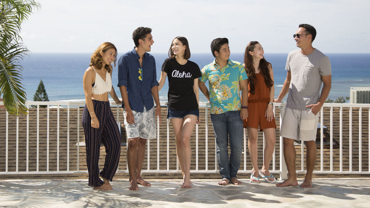 Terrace house aloha state netflix official site for Terrace house tv