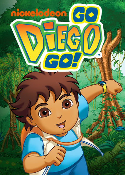Go Diego Go! on Netflix UK