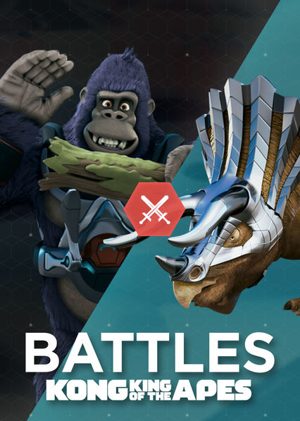 Battles - Kong: King of the Apes