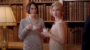 Episodio 9 (TTemporada 5) de Downton Abbey