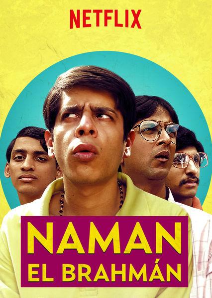Carátula de Naman el brahmán