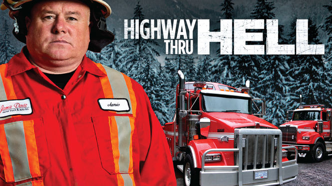 Highway Thru Hell on Netflix USA