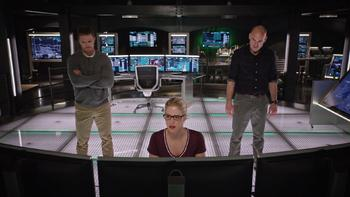 Episodio 14 (TTemporada 4) de Arrow