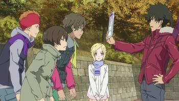 Episodio 5 (TTemporada 2) de Kuromukuro